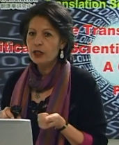 The Translation and Contestation of Political and Scientific Concepts across Time and Space: A Corpus-Based Study (Prof. Mona Baker)